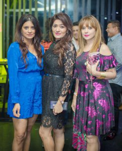 Aditi Mookherjee - Shelly Singh - Sanjana Chopra - Frabjous Launch