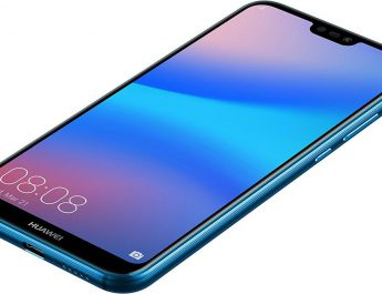 Huawei P20 lite exclusive in Amazon