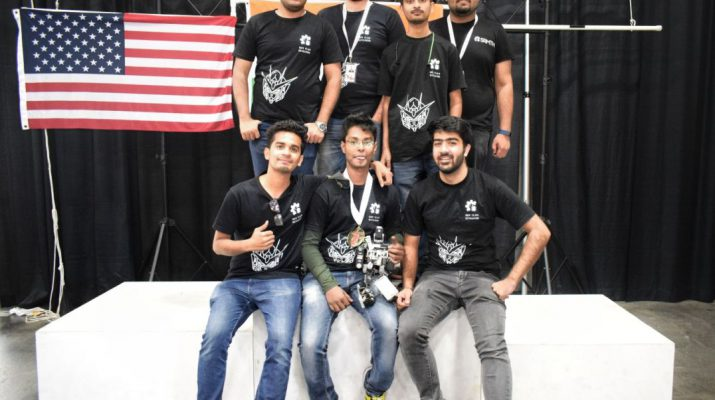 SRM Team Humanoid - SRM Institute of Science and Technology