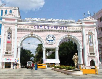 SRM University - SRMJEEE results announced