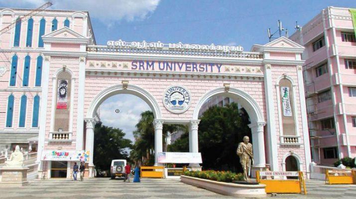 SRM University - SRMJEEE results announced