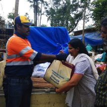 Ambuja Cements takes lead to stabilise lives of flood-affected people in Kerala