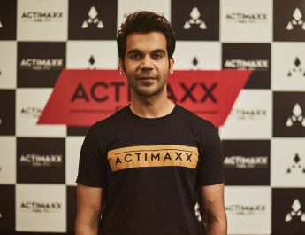ACTIMAXX ropes in Bollywoods maverick actor RAJ KUMMAR RAO as brand endorser