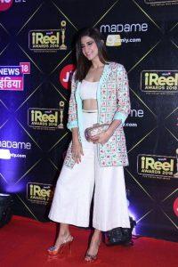 Ahaana Kumra at News18 iReel Awards