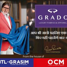GRADO from The House of GBTL-Grasim & from The House of OCM