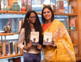 Author Preeti Singh Rajput launched her new book Life Beyond The Clouds 2
