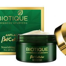 Biotique Re-launches its Advanced BXL Cellular Range