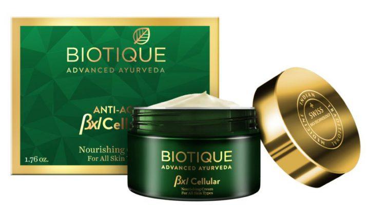 Biotique BXL Cellular Nourishing cream