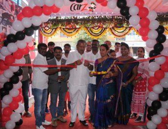 Carz Bengaluru - Shri B A Basavaraja MLA - KR Puram Constituency Inaugurating the Center