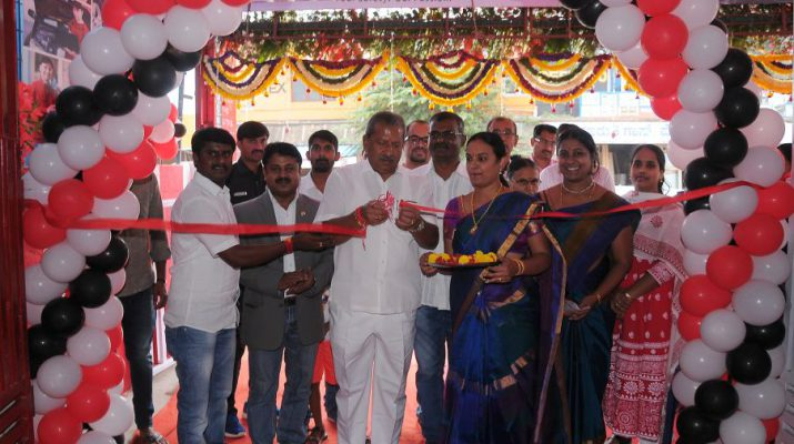 Carz Bengaluru - Shri B A Basavaraja MLA - KR Puram Constituency Inaugurating the Center