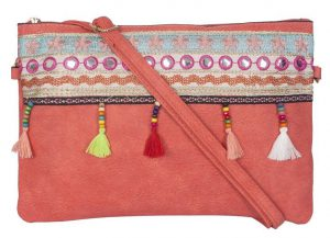 Embroidered bags from Ayesha Accessories - 8903705136239 RS 2498