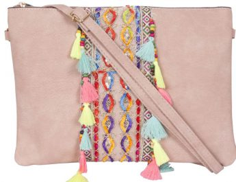 Embroidered bags from Ayesha Accessories - 8903705136253 RS 1998