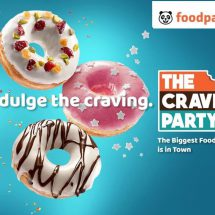 Foodpanda kickstarts its biggest food experience campaign – The Crave Party