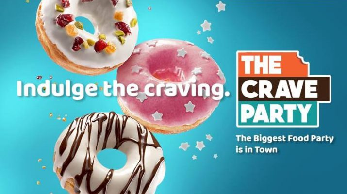 Foodpanda kickstarts biggest food experience campaign - The Crave Party 2