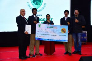 Greenwood High hosted WISSEN 2018 - Citys most esteemed quiz competition for schools 2