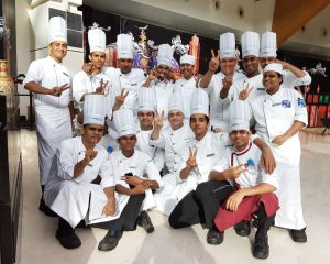 Hotel Sahara Star hosts India International Culinary Classic Competition 2018 - Team Sahara Star 1