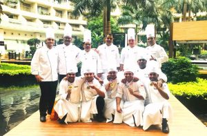 Hotel Sahara Star hosts India International Culinary Classic Competition 2018 - Team Sahara Star 2