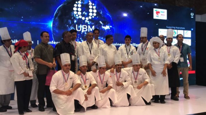 Hotel Sahara Star hosts India International Culinary Classic Competition 2018 - Team Sahara Star 4