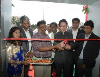 Isuzu Motors India expands network in Andhra Pradesh - Sasya Automotives
