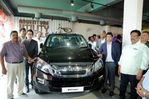 Isuzu Motors India expands network in Andhra Pradesh - Sasya Automotives 4