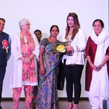 Nirbhaya Jyoti Trust honours Women for inspiration and excellence in work