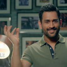 MS Dhoni urges people to switch to India's first BEE 5-Star rated LED bulbs in Orient Electric's latest ad campaign