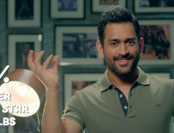 MS Dhoni - Indias first BEE 5-Star rated LED bulbs - Orient Electrics latest ad campaign