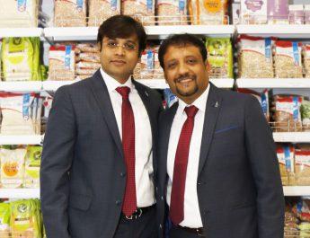 Manish Bhartiya - Sandeep Agarwal - Ratnadeep Super Market