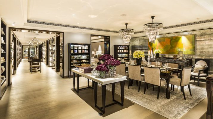 OMA Living Launches The Flagship Store at M G Road - New Delhi