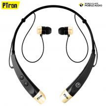 PTron announces launch of Tangent Bluetooth Neckband Earphones