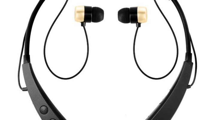 PTron launches Tangent - Bluetooth Neckband Earphones
