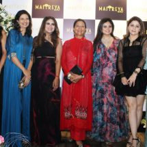 Designer Payal Jaiswal hosts the Launch of her flagship store MAITREYA By Payal