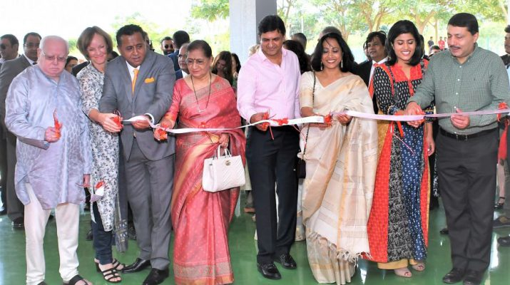 Prakash Padukone Inaugurates World Class Sports Hall at Stonehill International School 4