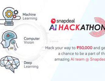 Snapdeal announces AI Hackathon