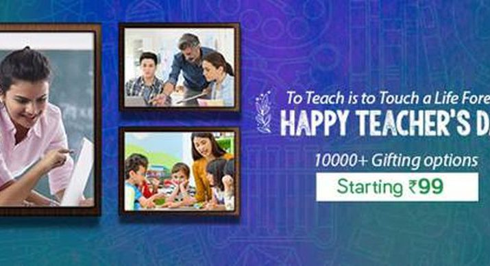 Snapdeal launches Teachers Day Store