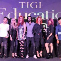 TIGI global experts Ralf and Andy launch TIGIs global sensation – TIGI Retrospective Collection, in India