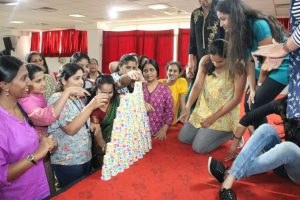 TRIO Tots - Teachers and their parents participate in various fun activities on Teachers Day