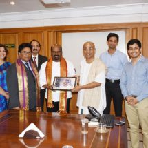 Akshaya Patra Foundation appoints Chef Ramasamy Selvaraju of Vivanta by Taj, Bengaluru its Goodwill Ambassador