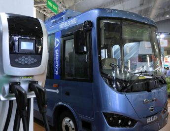 eBuzz K6 LuXe - the new luxury Electric Bus launched by Olectra Greentech