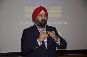 Avneet Singh Marwah - CEO SPPL