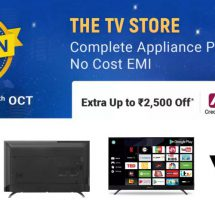 Europe's Leading Brand Thomson TV offers India's most affordable TV at INR 6999/- on Flipkart Big Billion Day sale
