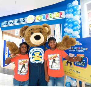 First standalone Build-A-Bear store opens in Chennai