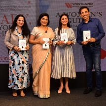Best-selling author Apurva Purohit, launches her second book – 'Lady,You're The Boss!'