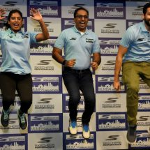 Mithali Raj and Siddhant Chaturvedi announce the 2nd edition of Skechers Performance Mumbai Walkathon
