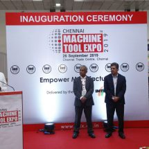 Chennai Machine Tool Expo 2019 Brings Technologies to the Doorsteps of Tamil Nadu