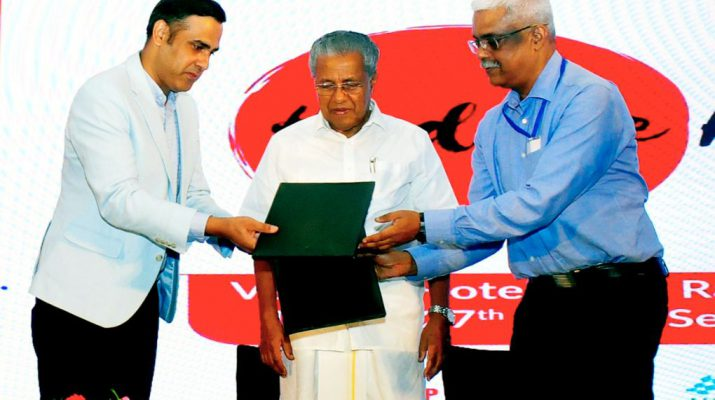 OPPO sings MOU with the Govt of Kerala