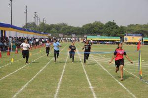 100 mt race WOMEN - Sangathan 2019