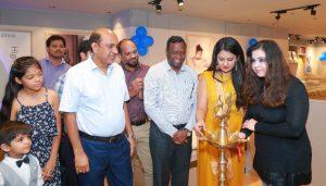 Actress Nikita Bisht Launches Sleepwell world Retail Showroom at Gachibowli 2