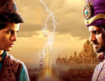 Aladdin and Zafar on Sony SABs Aladdin Naam Toh Suna Hoga