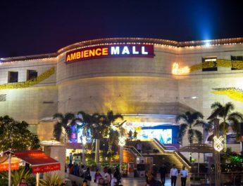 Ambience Mall vasantkunj